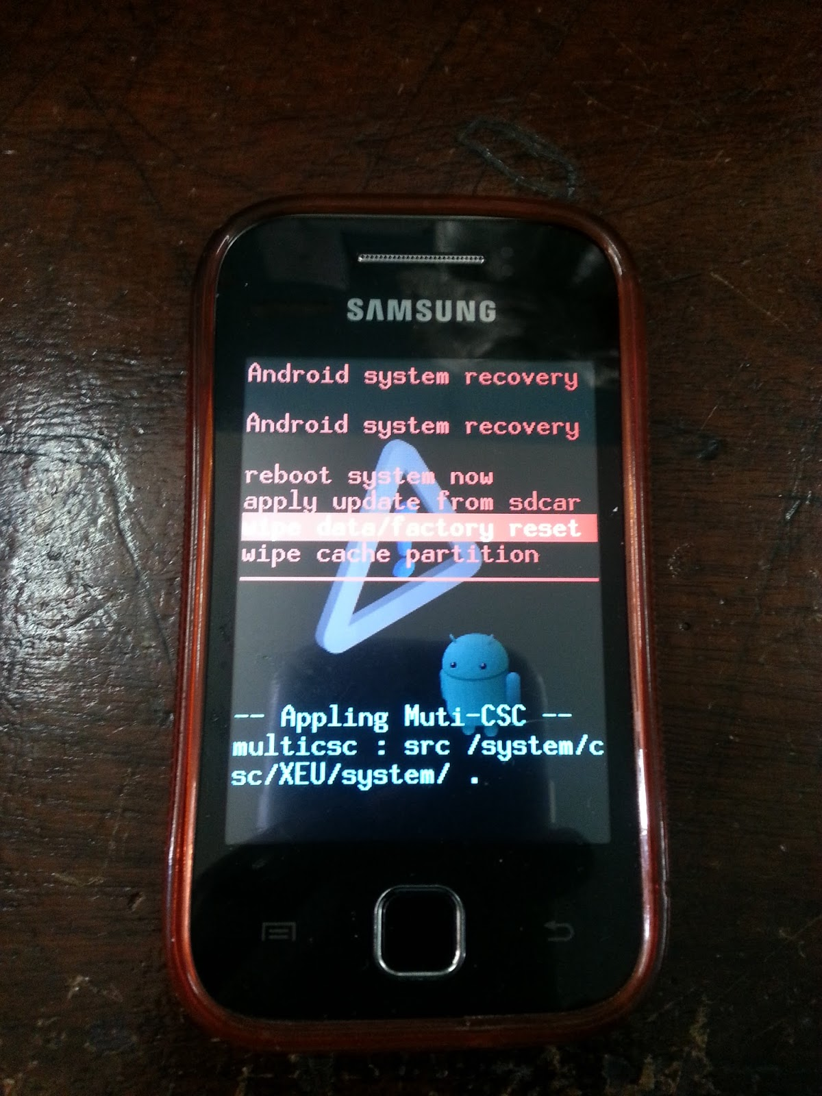 DIY-Rickytlc1985 : How to unlock your Samsung Galaxy after