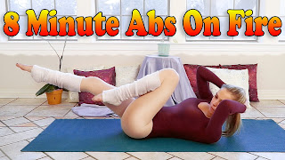 Abs Workout: The Fastest Way to Lose Belly Fat Amazing Abs Exercise Get a Flat Belly Flat Stomach