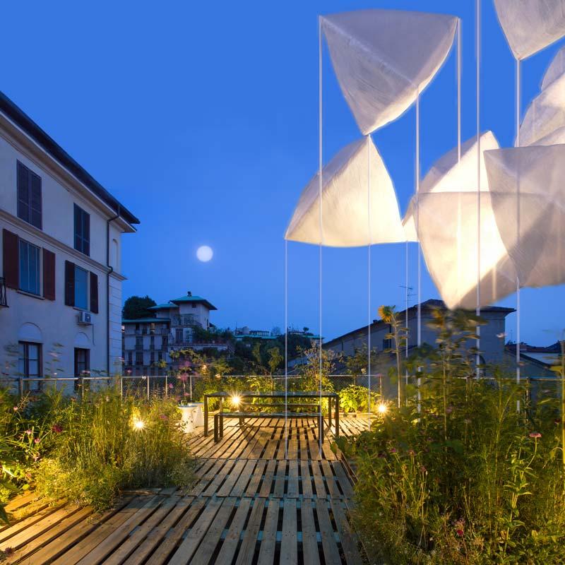 studio Piuarch installazione via Palermo