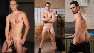Lucio Saints, Marco Blaze & Edward Fox
