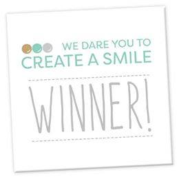 Winner of FB Create a Smile Challenge
