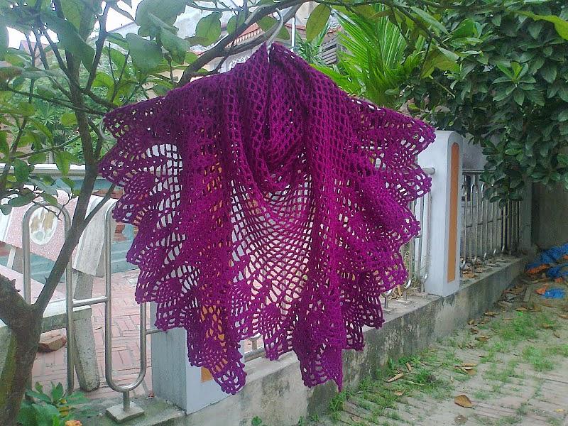 Mes favoris tricot crochet mod le ch le au crochet - Modeles de rideaux au crochet gratuits ...