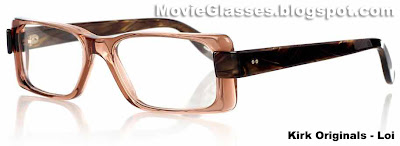 The glasses worn by Gary Oldman as Commissioner Gordon in The Dark Knight Rises - Kirk Originals - Loi