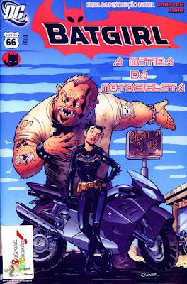 Batgirl #66