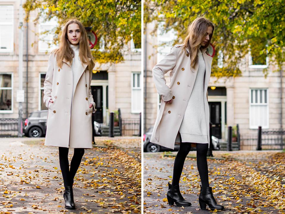Women's streetstyle autumn fashion - Naisten syysmuoti
