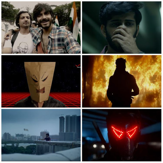 Watch Bhavesh Joshi Superhero (2018) South movie in hindi online