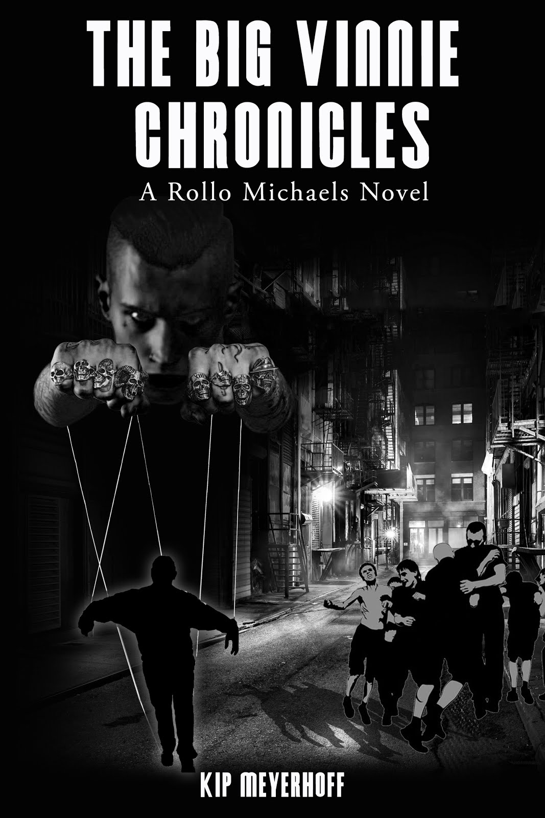The Big Vinnie Chronicles: A Rollo Michaels Novel