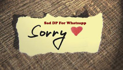 Sad DP For Whatsapp