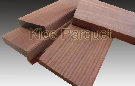 harga decking kayu besi