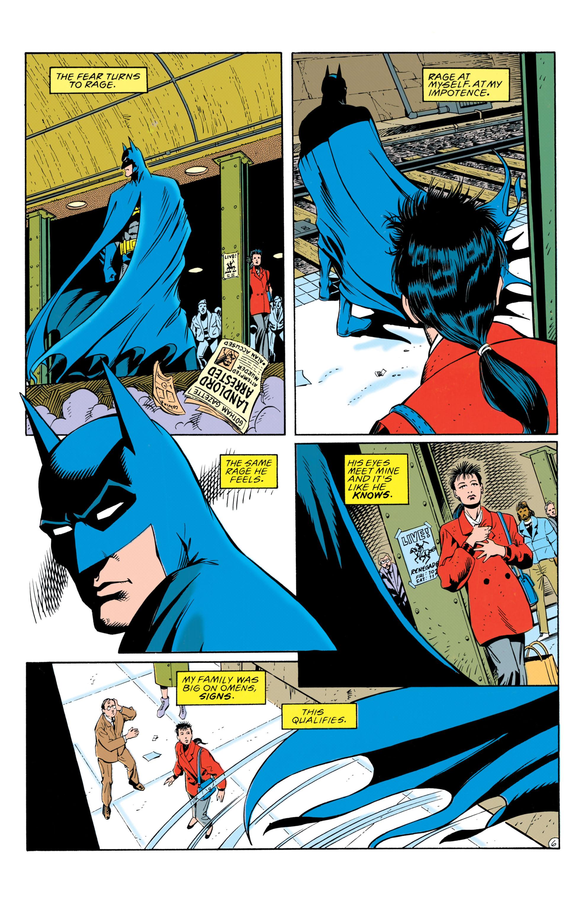 Detective Comics (1937) 652 Page 6