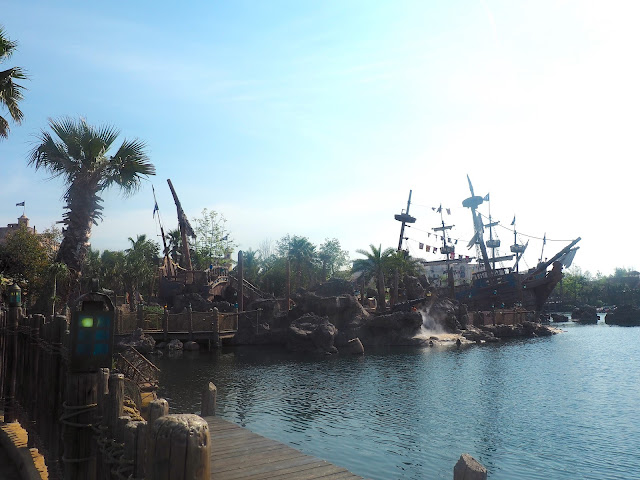 Treasure Cove, Shanghai Disneyland, China