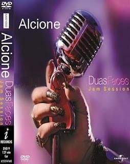 DVD Alcione – Duas Faces Ao Vivo Na Mangueira (2012)