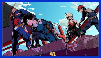 My Hero Academia 3 OP-2