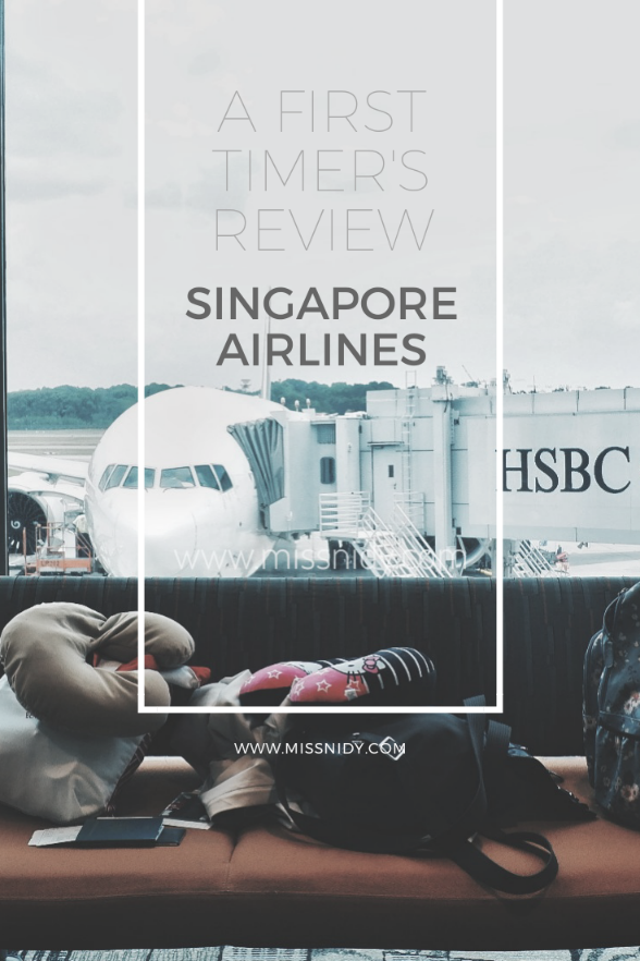 Review Singapore airlines