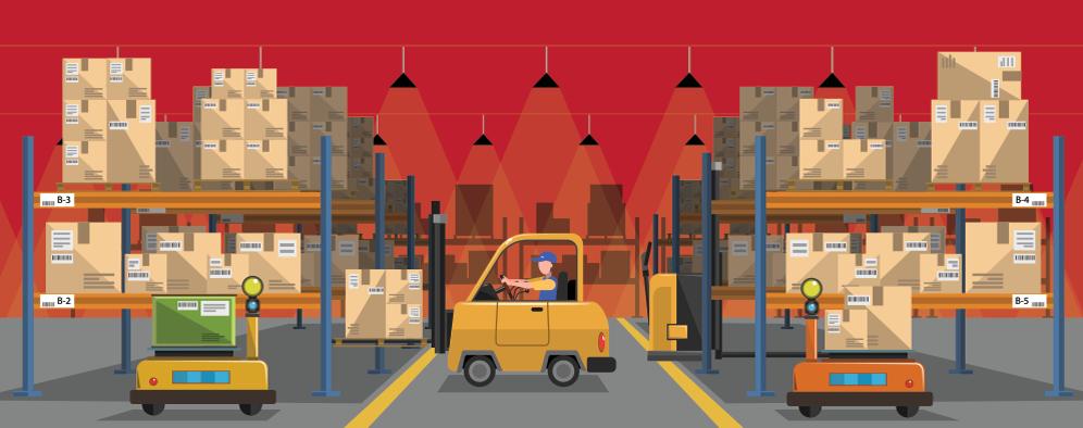 Hasil gambar untuk manajemen gudang