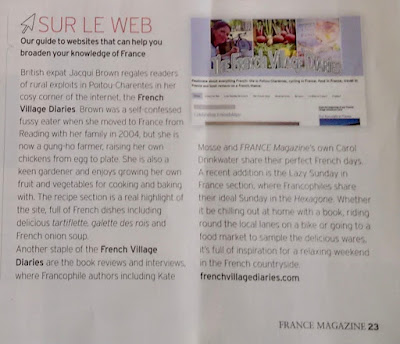 French Village Diaries FRANCE Magazine Sur le Web