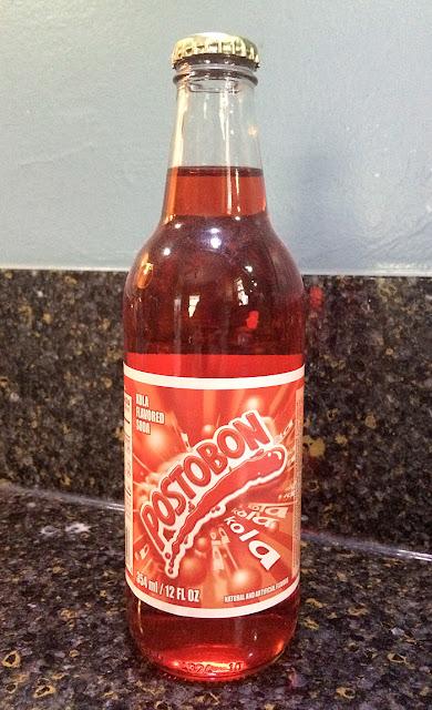 Postobon Kola Flavored Soda