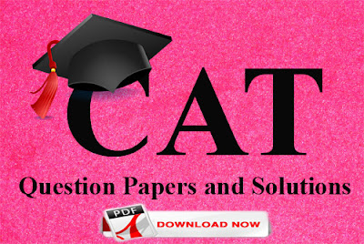 CAT Previous Years Question Papers and Solutions