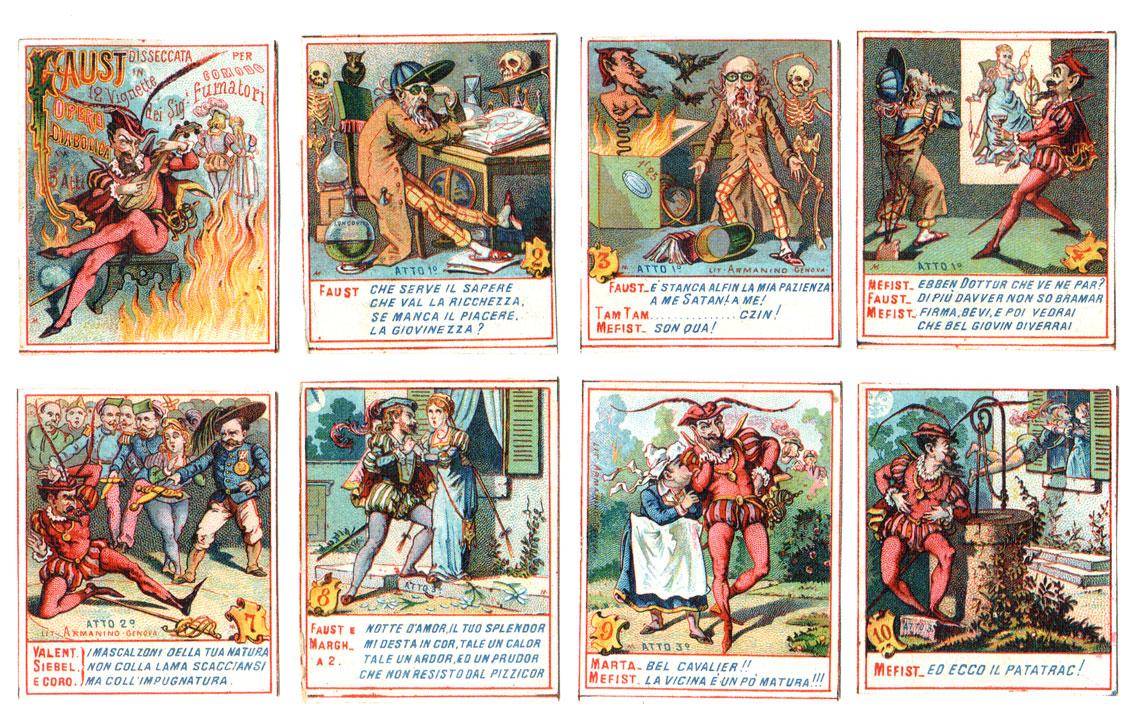 Collezionista Di Scatole Fiammiferi prìncipi e princípi: incendiare le figure