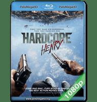 HARDCORE: MISIÓN EXTREMA (2015) FULL 1080P HD MKV ESPAÑOL LATINO