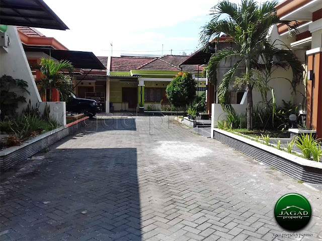 Rumah di Perum dekat Pusat Kota Jogja