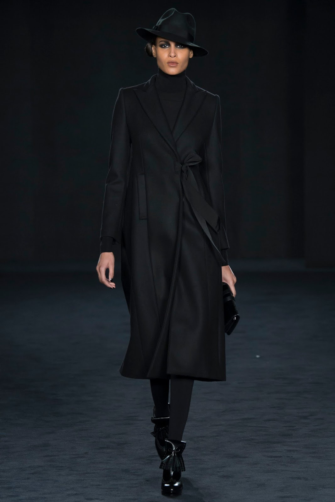 Daks Autumn/Winter 2016 via www.fashionedbylove.co.uk british fashion blog / london fashion week fall/winter 2016