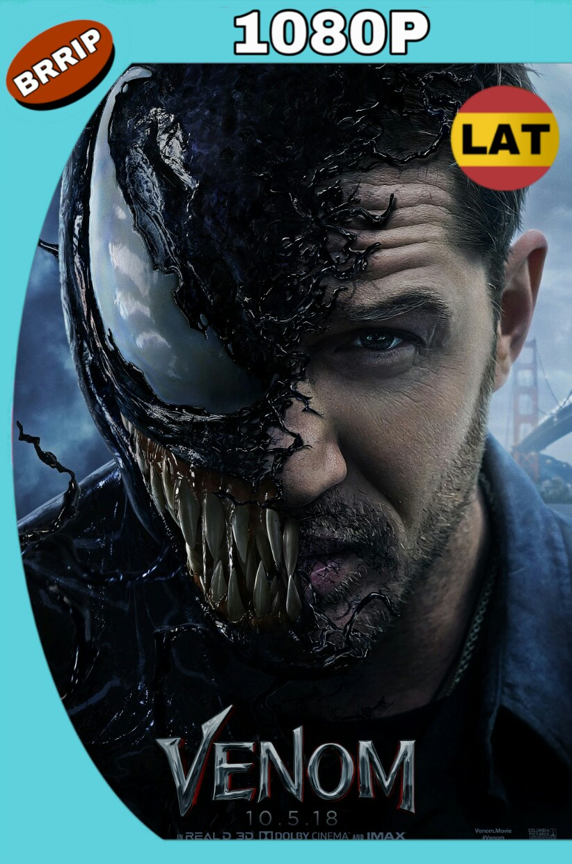 VENOM (2018) BRRIP 1080P LATINO-INGLES MKV