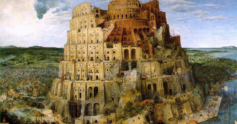 Old Masters Rock Bruegels Tower Of Babel