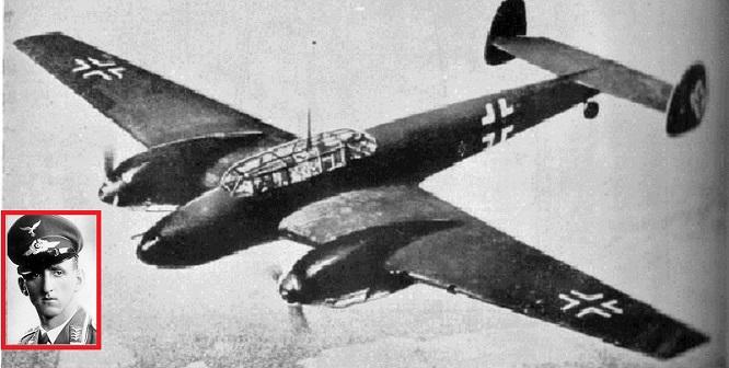 Ένας Βρετανός από μικρή ηλικία θυμόταν την προηγούμενη ζωή - ήταν πιλότος της Luftwaffe και πέθανε σε συντριβή