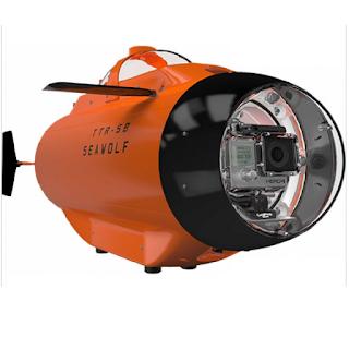 Sous-marin télécommandé Seawolf Version Sport