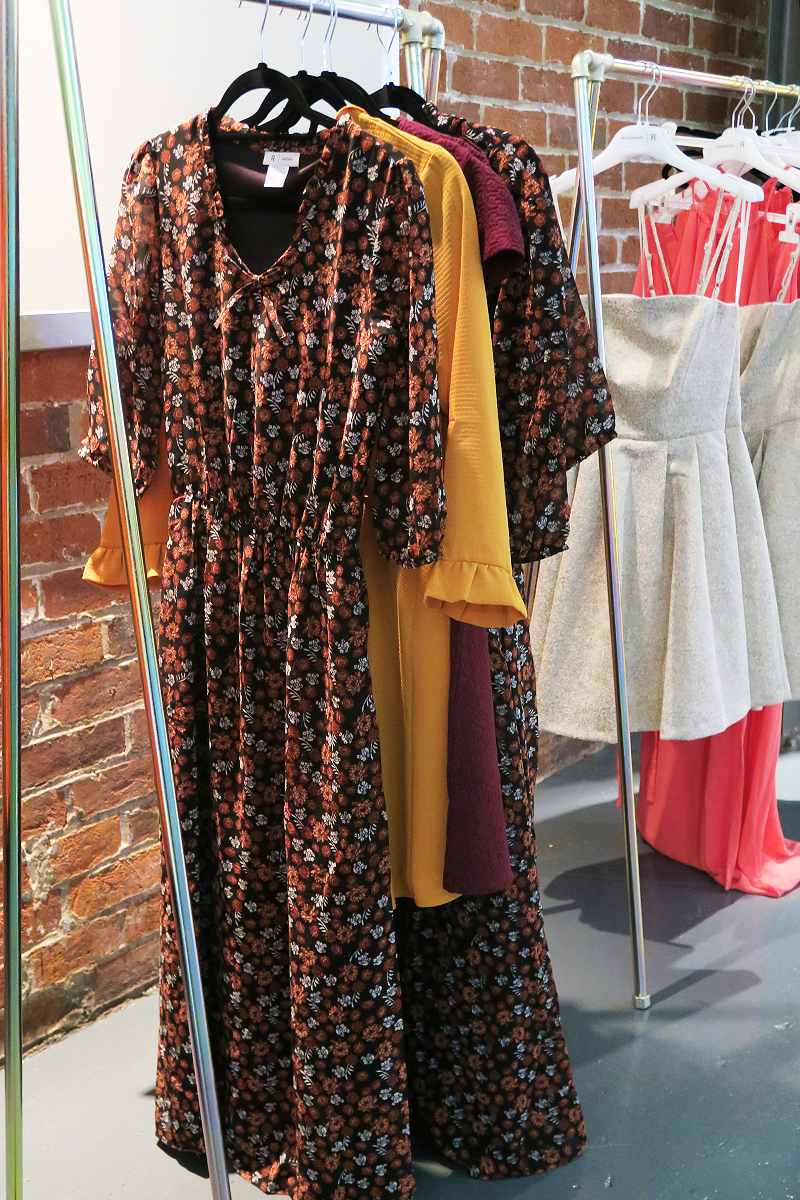 R édition Printed Maxi Dress at the La Redoute Summer Party