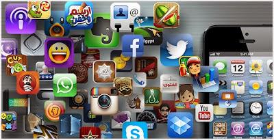 أضرار التطبيقات المجانية على هاتفك