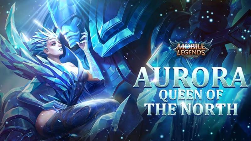 Build Aurora Top Global Player Mobile Legends