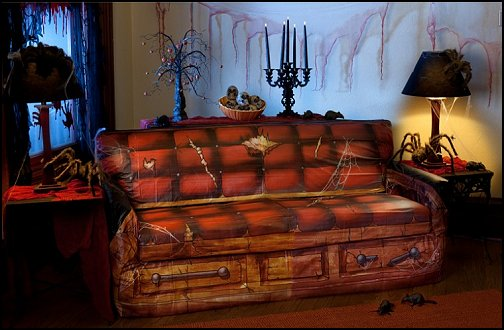 Decorating theme bedrooms  Maries Manor: Halloween - Scary Halloween Wall Decor