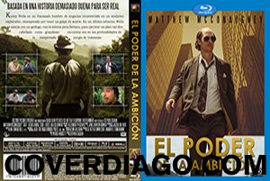 Gold - El Poder De La Ambicion - BLURAY