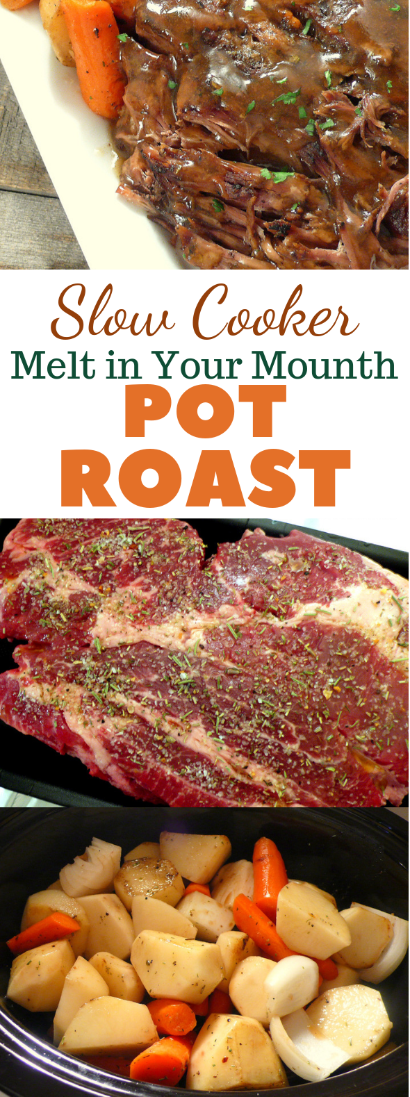Melt-in-Your-Mouth Pot Roast #Dinner #InstantPot
