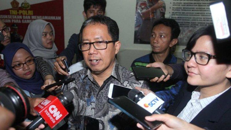 Plt Ketum PSSI Joko Driyono Diperiksa 11 Jam Soal Pengaturan Skor, 45 Pertanyaan