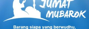 KATA UCAPAN HARI JUMAT UNTUK STATUS DAN STORY TERBARU 2019