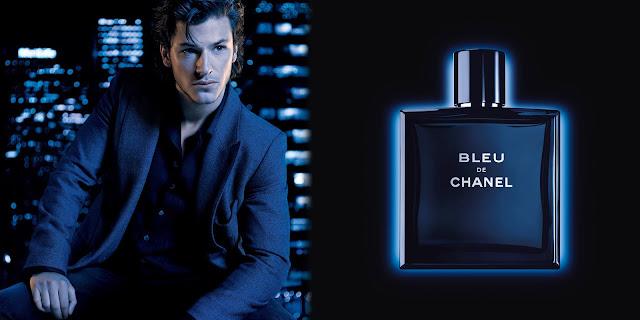 Resultado de imagem para Bleu de Chanel de Chanel