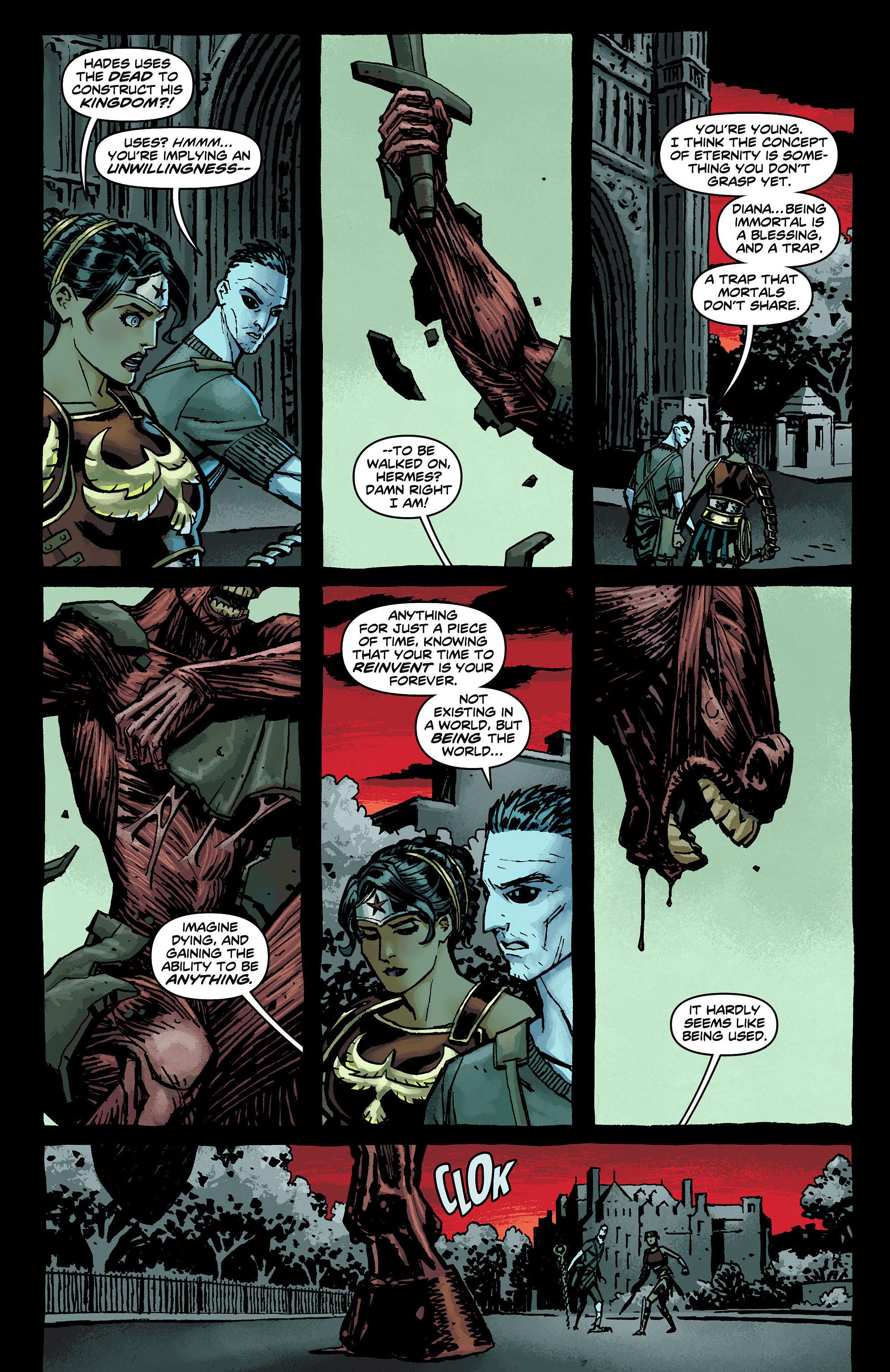 Read online Wonder Woman (2011) comic -  Issue #8 - 8