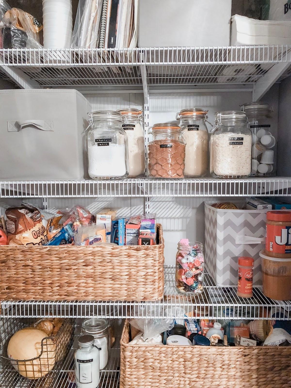 spring-cleaning-pantry-organization-storage-jars-baskets