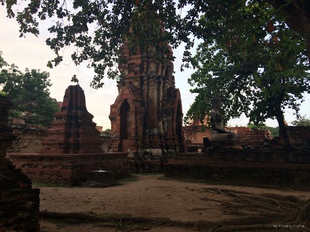 Visiter Ayutthaya en un après-midi - Les essentiels