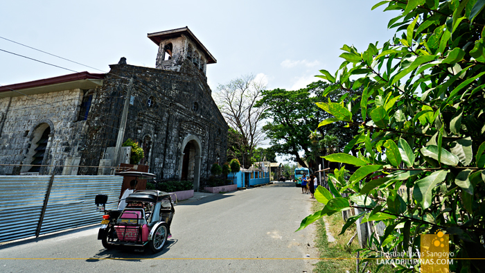 Sta. Monica Church Botolan Zambales