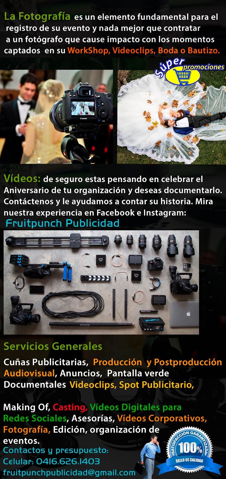 videoclip bautizo publicidad miranda