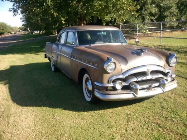 1954 Packard Cavalier Sedan