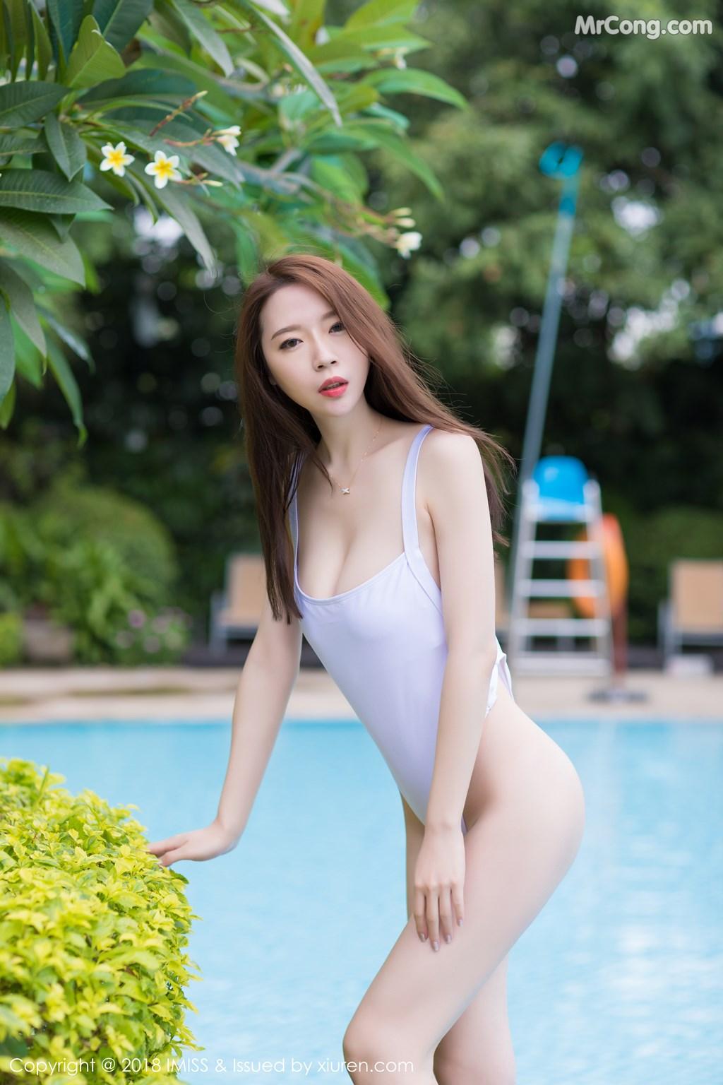 Image IMISS-Vol.226-Meng-Xin-Yue-MrCong.com-007 in post IMISS Vol.226: Người mẫu Meng Xin Yue (梦心月) (40 ảnh)