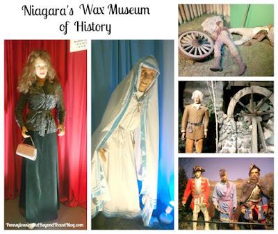 Niagara Wax Museum of History - Niagara Falls New York