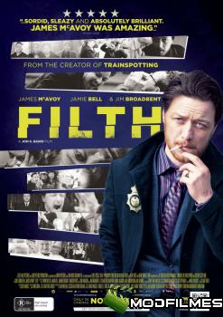 Capa do Filme Filth