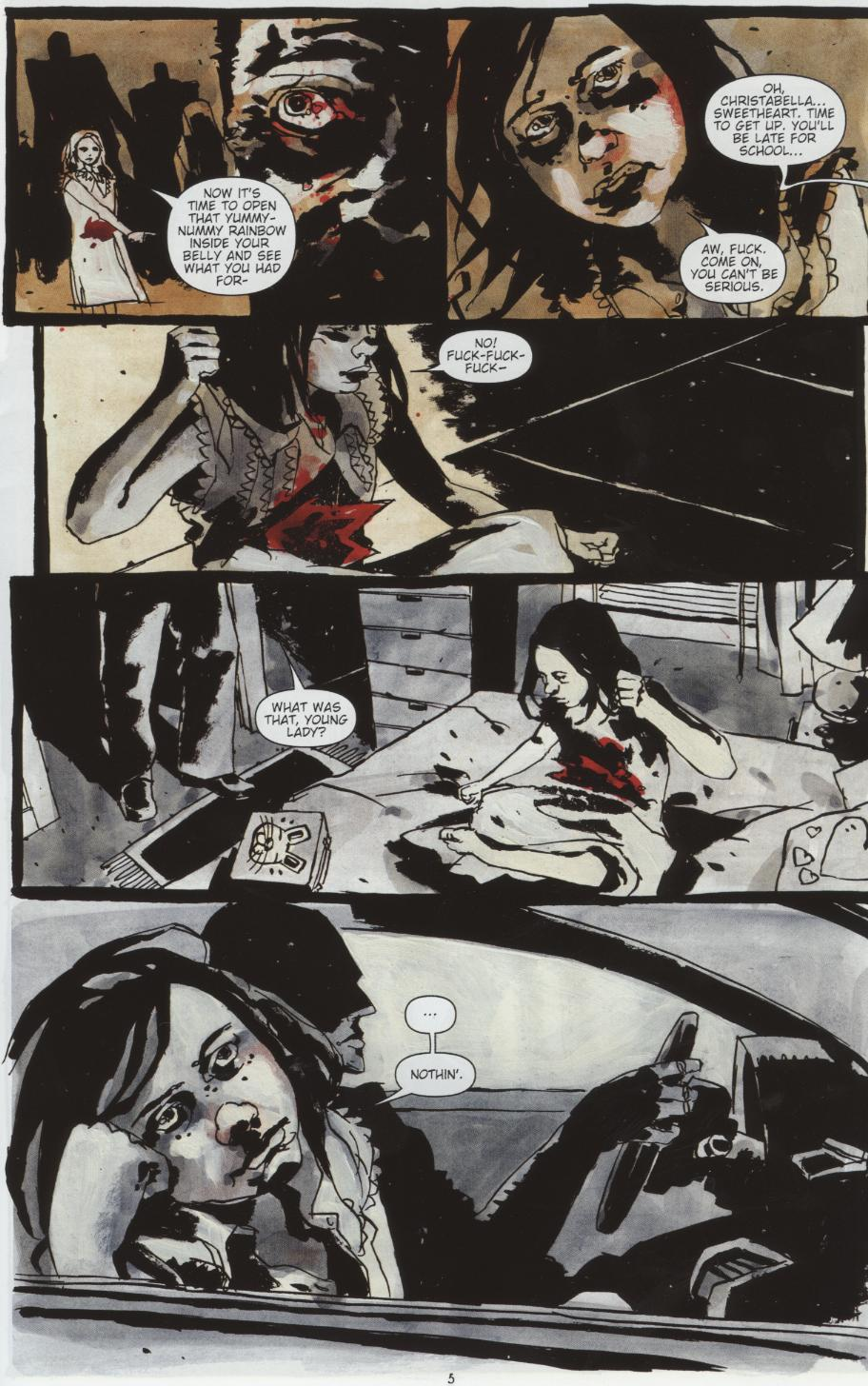 Read online Silent Hill: Dead/Alive comic -  Issue #1 - 5