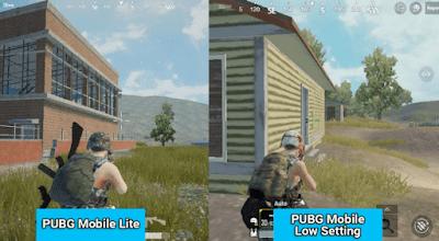 Review Perbedaan PUBG Mobile dan PUBG Mobile Lite
